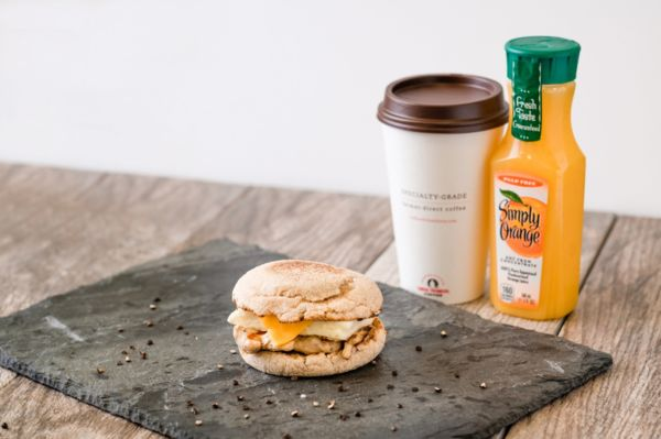 24 Fast Food Breakfast Sandwiches