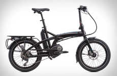 Foldable Electric Bikes