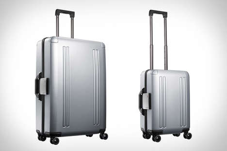 Shock-Resistant Luggage