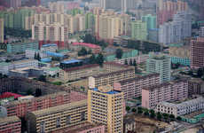 North Korean Architecture Photography - Raphael Olivier's Series Depicts the Mysterious Country