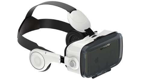 Audio-Focused Virtual Reality Sets