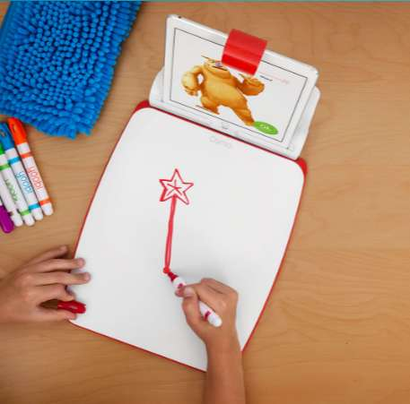 Animated Drawing Apps - The Osmo Monster App Brings a Kid's Drawings to Life with Digital Reality