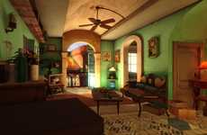 Historic Rum Pop-Ups - The 'Casa Havana' Club Pop-Up Features a VR Storytelling Experience