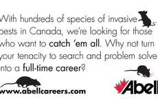 Anime Recruitment Campaigns - Abell Pest Control Attracted Potential Employees with Pokemon Go