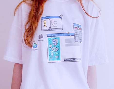 Campy 90s Text Generators : make wordart