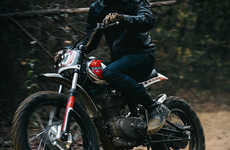 Meticulous Off-Road Motorbikes - The Super Duc Ducati Offers a Vehicle for All-Terrain Adventures