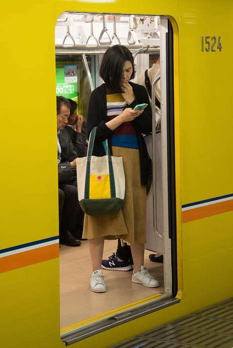 Tokyo Transit Photography