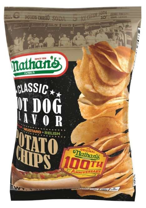Hot Dog-Flavored Chips
