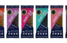 Raw Vegan Energy Bars - Shanti Bars are Energy-Boosting Snacks Made from Raw Ingredients