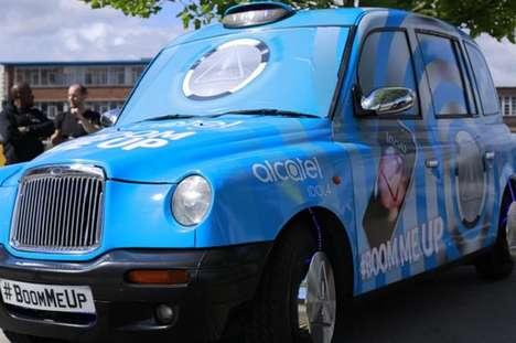 Virtual Reality Taxis