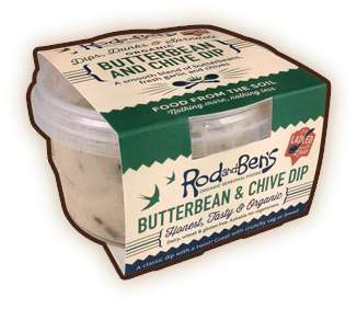 Herbed Butterbean Dips