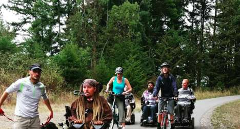 Accessible Nature Path Initiatives