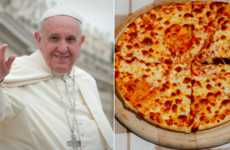Religious Pizza Parties - Pope Francis is Organizing a Pizza Event to Feed the Homeless
