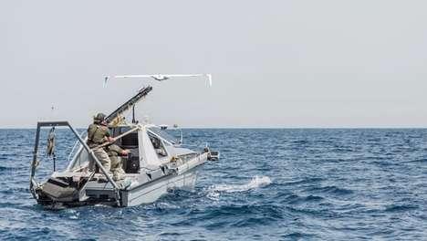 Waterproof Reconnaissance Drones