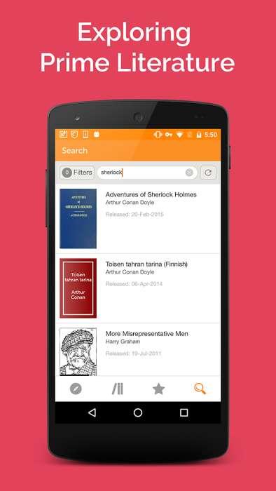 Expansive E-Book Apps