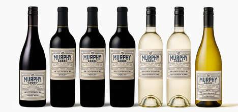 Vintage Wine Labels