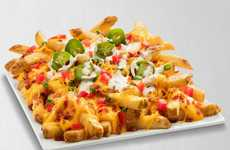 Nacho-Inspired French Fries - Charleys' New Nacho Fries are a Decadent Hybrid Side Dish