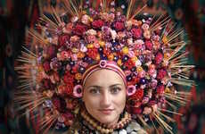 Celebratory Ukrainian Portraiture