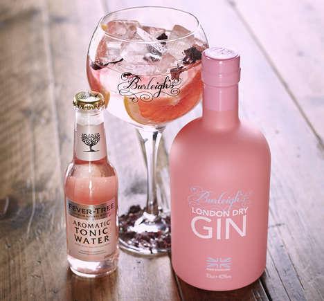Pink Gin Spirits