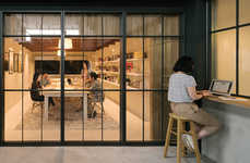 Japanese Home Share Headquarters - A New Airbnb Office Was Put Up in Tokyo as the Service Expands