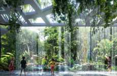 Simulated Rainforest Hotels