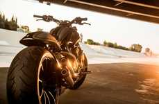 Customized Cruiser Motorbikes