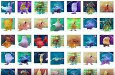 Character-Creating Neural Networks - A Researcher Used Google's 'Deep Dream' to Create New Pokemon