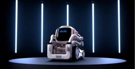 Mischievous Robot Videos