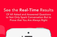 Opinion-Sourcing Apps - The Zip Question Answer App Lets You Ask Anonymous People Questions
