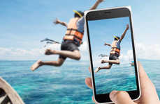 Cost-Effective Smartphones Replicas - Obi Worldphone MV1 Cellular Device Is a Low-Cost iPhone Model