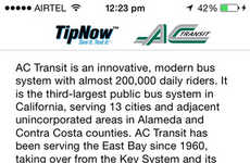 Proactive Tipster Apps - This App Helps Transit Users Report Suspicious Activity to Authorities
