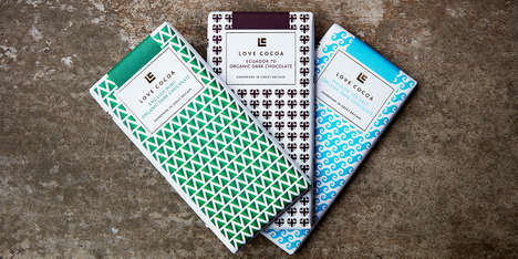 Artisan Chocolate Bars