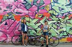 Female-Only Bike Clubs - The 'Bad Girls Bike Club' is a Safe Space for Women to Learn About Cycling