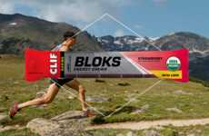 Energized Sport Candies - The Clif BLOKS Energy Chews Provide a Surge of Vitality for Athletic Use