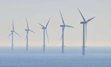 Humongous Offshore Wind Farms