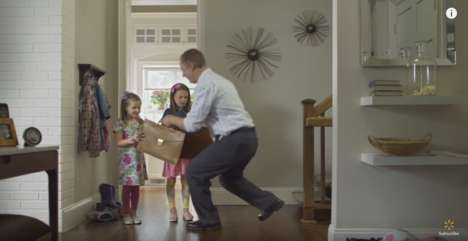 Clueless Dad Ads - 'The Dad Pack' Ad Helps Parents Figure Out What to Buy for Back to School