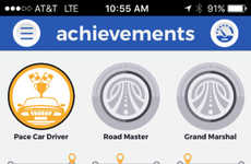 Driver-Rewarding Insurance Apps - The 'Great Driver' App Offers Good Drivers Insurance Discounts