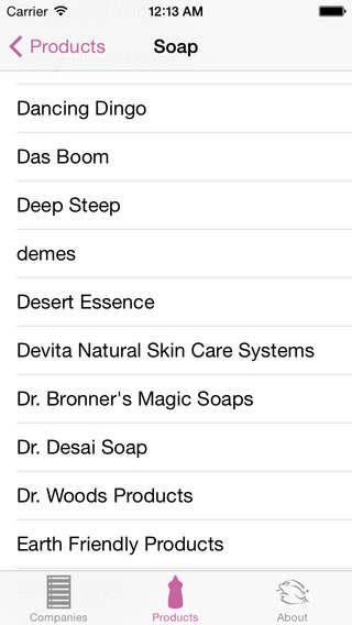 Cruelty-Free Cosmetics Apps