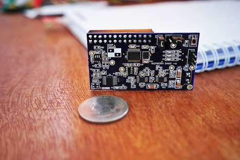 Pocket-Sized Personal Seismographs