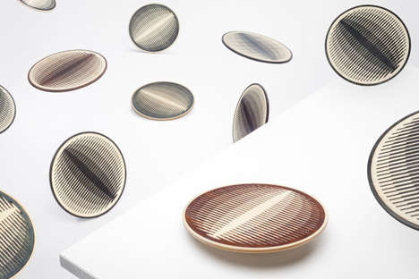 Laser-Cut Table Tops