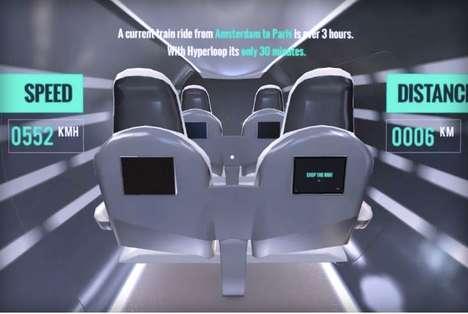 Futuristic Transportation VR Apps