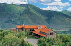 Luxurious Mountainside Ranches