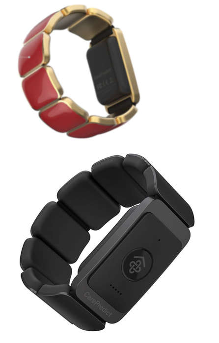 Jewelry-Inspired Fitness Trackers
