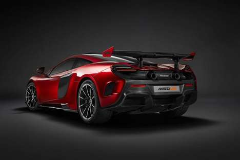 Lightweight British Supercars