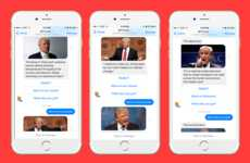 Satirical Political Bots - The 'BFF Trump' Facebook Bot Reviews Controversial Opinions