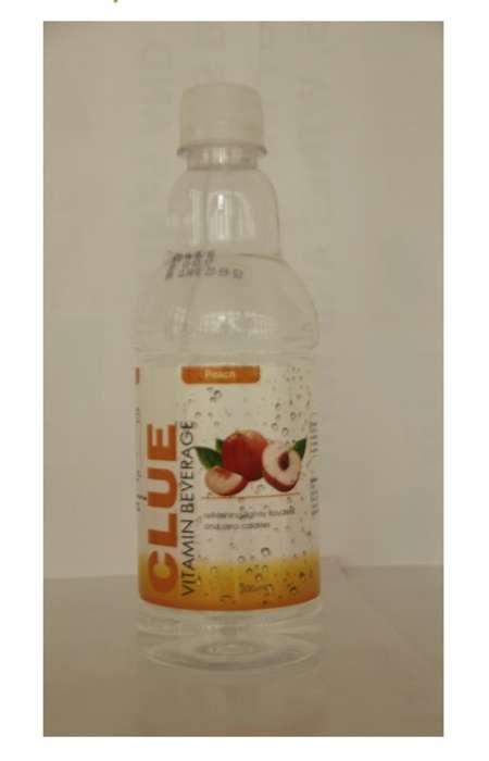 Vitamin-Laden Beverages