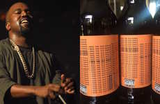 Rapper-Inspired Craft Beers - This Flavorful Craft Brew is Named After a Kanye West Lyric