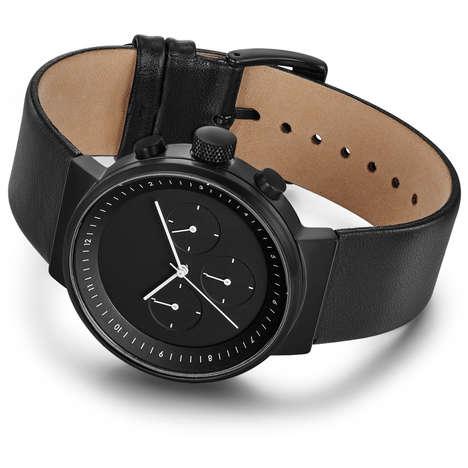 Minimalist Monochrome Watches