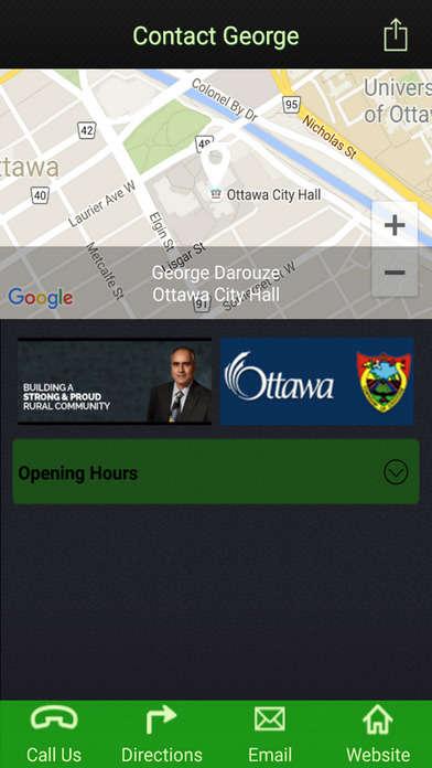Dedicated Councillor Apps