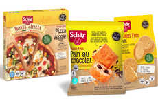 Gluten-Free Snack Collections - Schar's New Snack Collection Includes Crackers and Bread Rolls